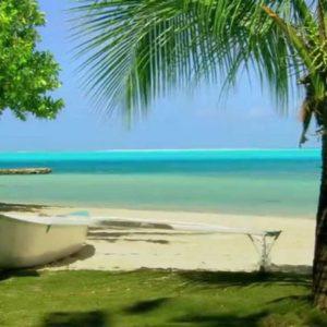 Отдых на острове Бора-Бора - пляжи Бора-Бора