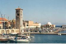 Отдых на острове Родос, столица острова, старый город