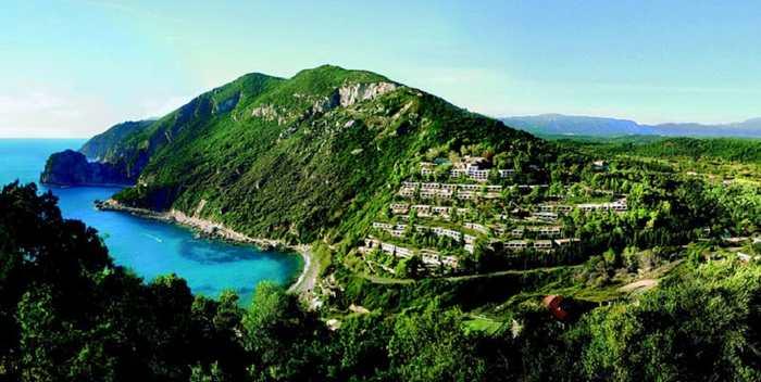 Отдых на острове Корфу - отели у моря