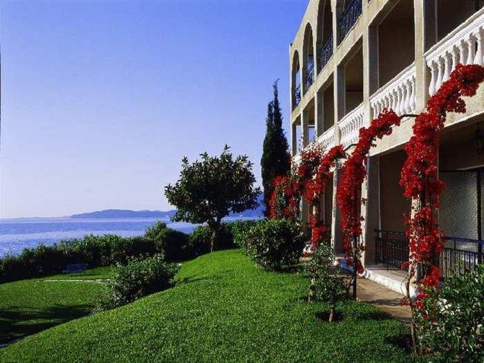Отдых на острове Корфу - прекрасные уютные отели