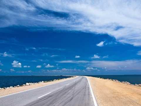 Отдых на Карибских островах, дорога на Кайо-Коко