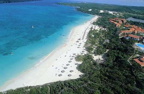 Отдых на Карибских островах, Куба - Ольгин, один из отелей