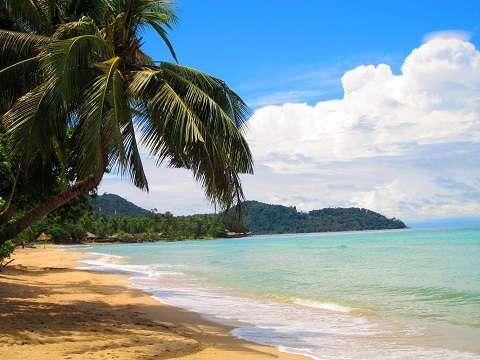 Отдых на островах Тайланда, Ко Чанг - Отдых на островах Тайланда, Ко Чанг пляж Лонли Бич