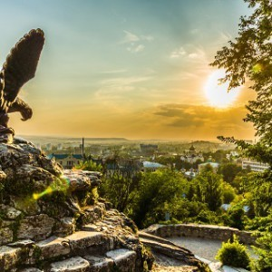 Кавказские минеральные воды - Удивительные рассветы