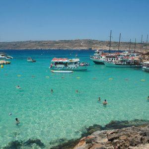 Отдых на Мальте - голубая Лагуна