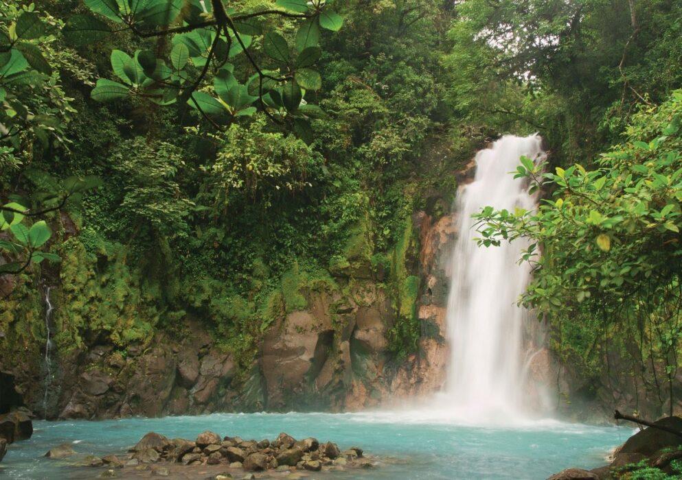 Отдых на острове Фиджи - Водопады Фиджи