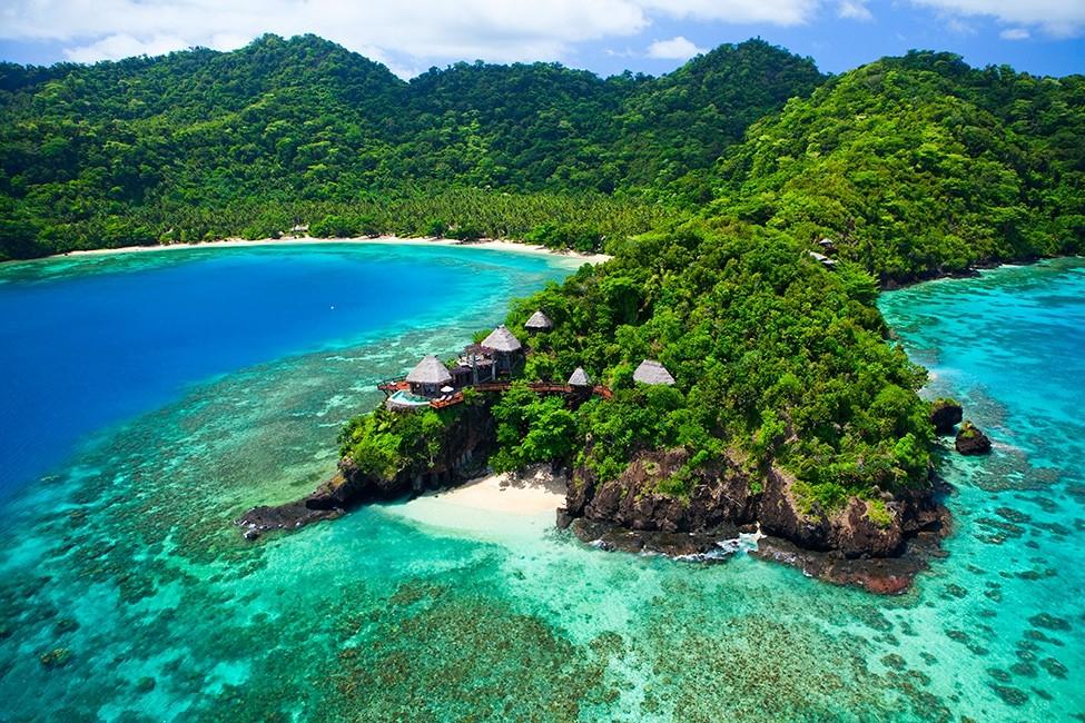 Отдых на острове Фиджи - девственные джунгли Фиджи