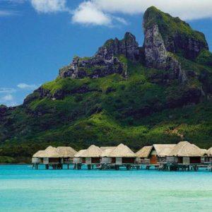 Отдых на острове Бора-Бора