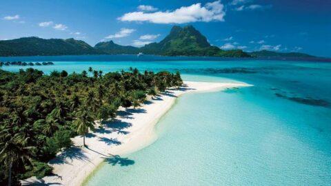 Острова Французской Полинезии - Французская Полинезия