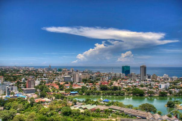 Отдых на острове Шри-Ланка - Коломбо