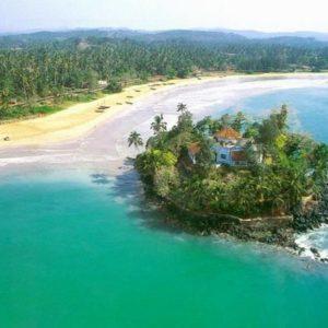 Отдых на острове Шри-Ланка - обширные пляжи Шри-Ланки
