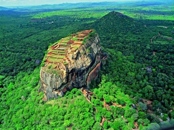 Отдых на острове Шри-Ланка - Львиная скала