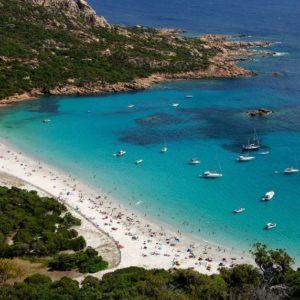 Отдых на Корсике, цены-пляж Рондинара