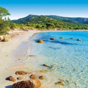 Отдых на Корсике, цены-Пляжи Корсики