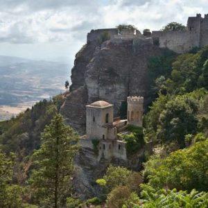 Отдых в Сицилии, цены - Эриче