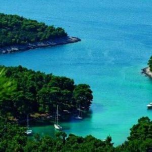 Отдых на островах Хорватии-Кривица, о.Лошинь