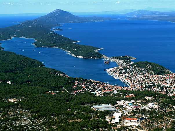 Отдых на островах Хорватии - Лошинь