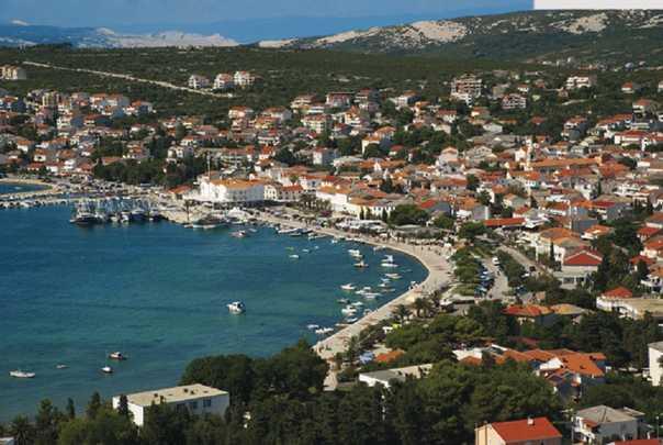 Отдых на островах Хорватии - Паг