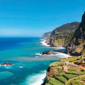 Остров Мадейра отдых цены-скалистое побережье Мадейры