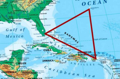 Топ 10 островов для отдыха-Бермудские острова-мистический Бермудский треугольник