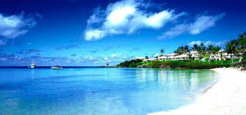 Топ 10 островов для отдыха-Бермудские острова-тихая гавань в штормовом океане