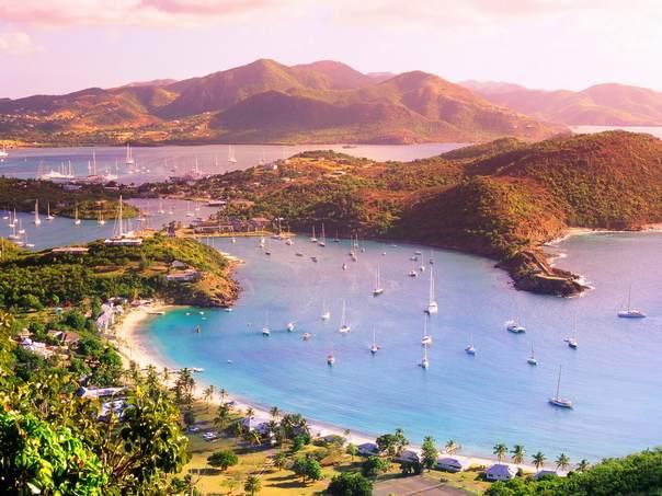 Топ 10 лучших островов для отдыха-Малые Антильские острова