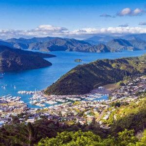 Топ 10 островов для отдыха-Новая зеландия