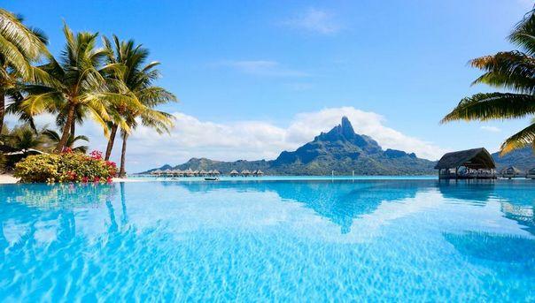 Топ 10 лучших островов для отдыха-Французская Полинезия