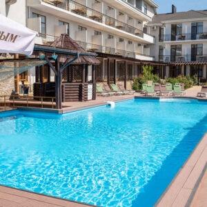 10 причин выбрать отдых в Крыму-Отель Киви_Феодосия