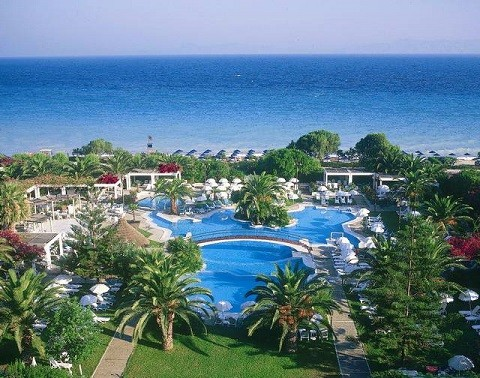Отдых на островах Греции, удивительный остров Родос