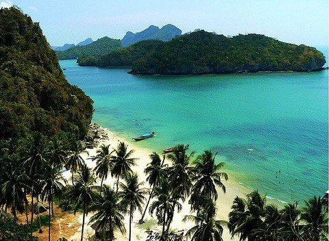 Отдых на островах Тайланда, Тарутао - Морской национальный парк