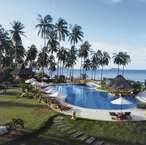 Отдых на островах Тайланда, остров Пи Пи Дон - великолепные отели