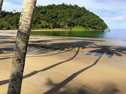 Отдых на островах Тайланда, остров Куд - пляж Кlong Yai Kee