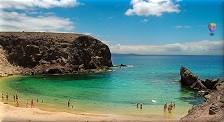 Отдых на островах Испании, канарские острова, остров Лансероте
