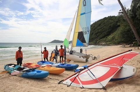 Отдых на островах Тайланда, Остров Самет - ведь не все же время лежать на пляже.