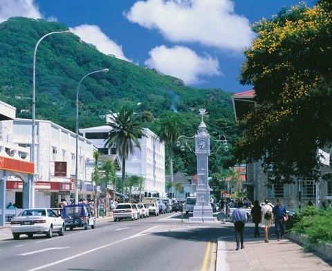 отдых на Сейшельских островах, приятно погулять по уютным улочкам Виктории