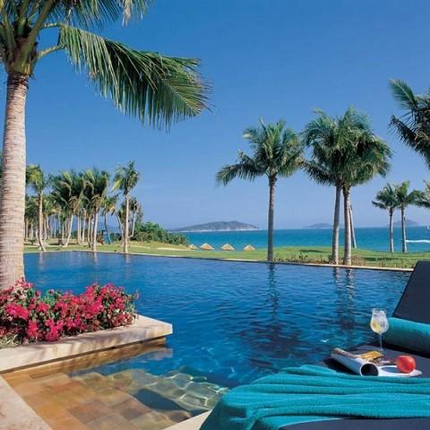 Отдых на острове Хайнань, курорт Санья - отель Шератон