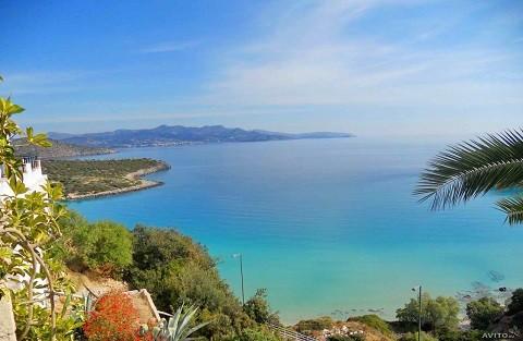 Отдых на острове Крит - живописные побережья