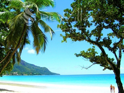 отдых на Сейшельских островах, остров Маэ - пляж Бо-Валлон (Beau Vallon)