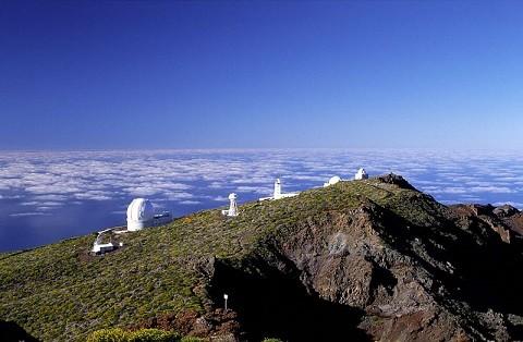 Отдых на островах Испании, канарский архипелаг, остров Пальма, Обсерватория