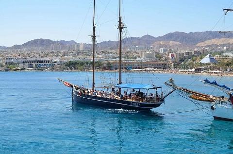 Отдых в Эйлате - экскурсии на яхте