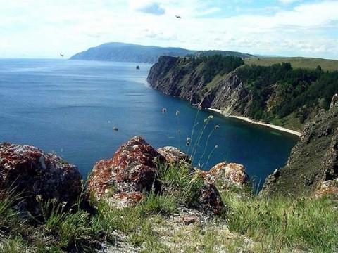 Отдых на острове Ольхон - гора Жима