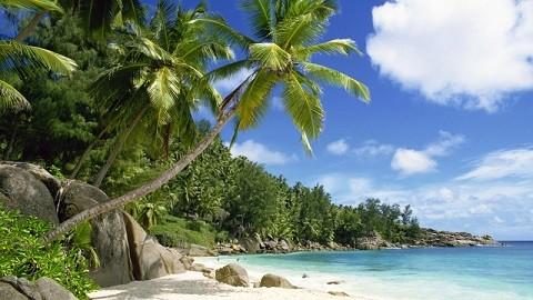 отдых на Сейшельских островах, пляж Anse Intendanse острова Маэ
