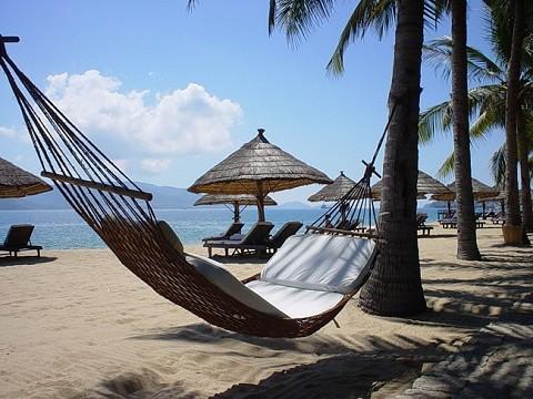 Отдых на островах, прекрасная безмятежность