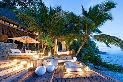 отдых на Сейшельских островах, отели острова Силуэт